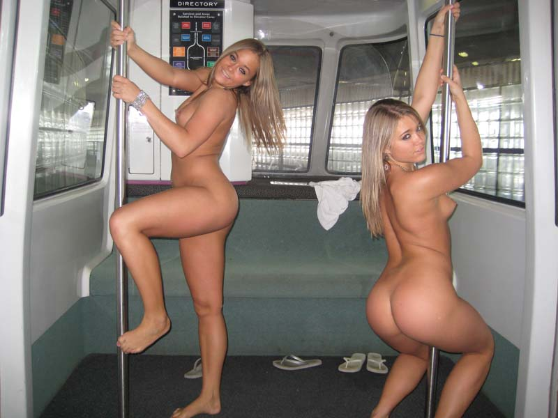 Naked Twin Girls