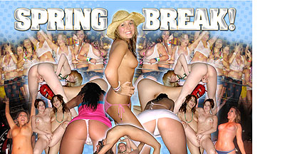 Spring Break Girls