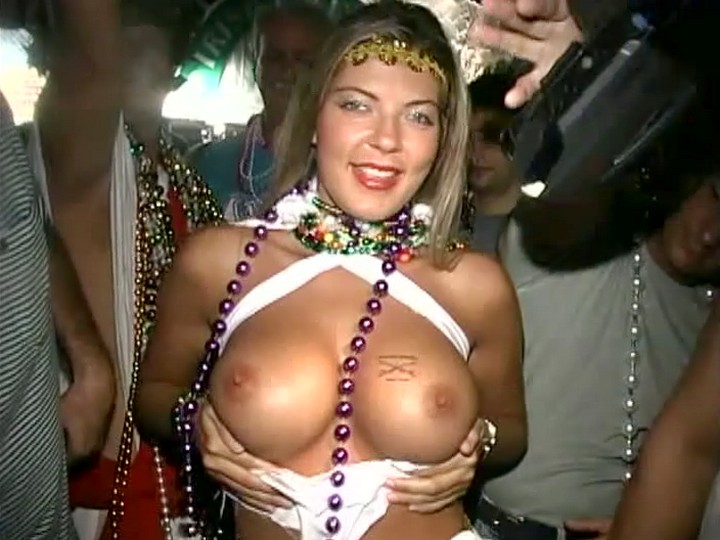 fantasy fest great tits